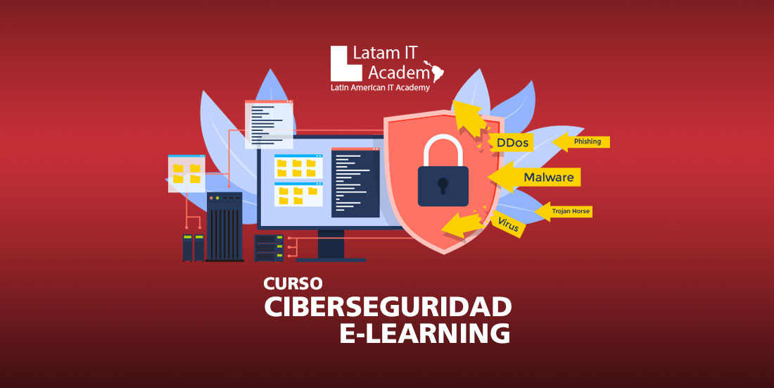 curso ciberseguridad e-learning