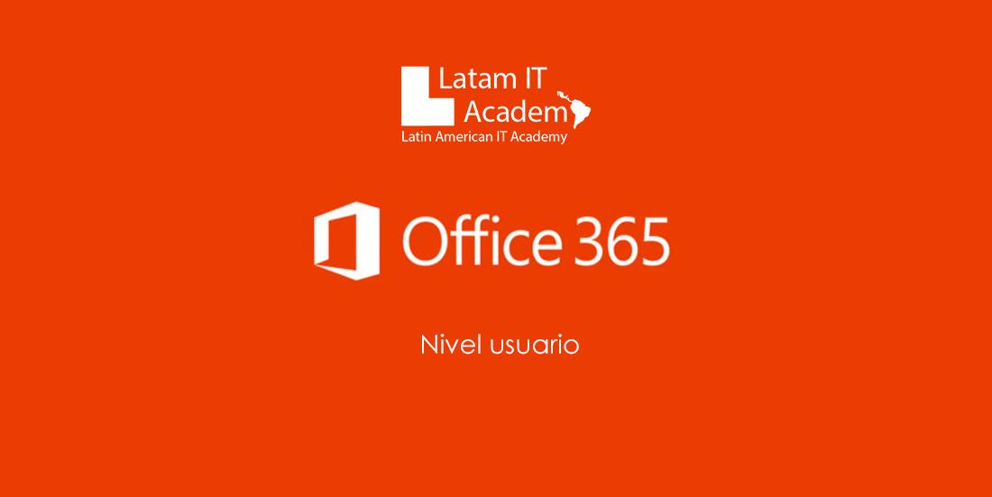 Curso Office 365 nivel usuario