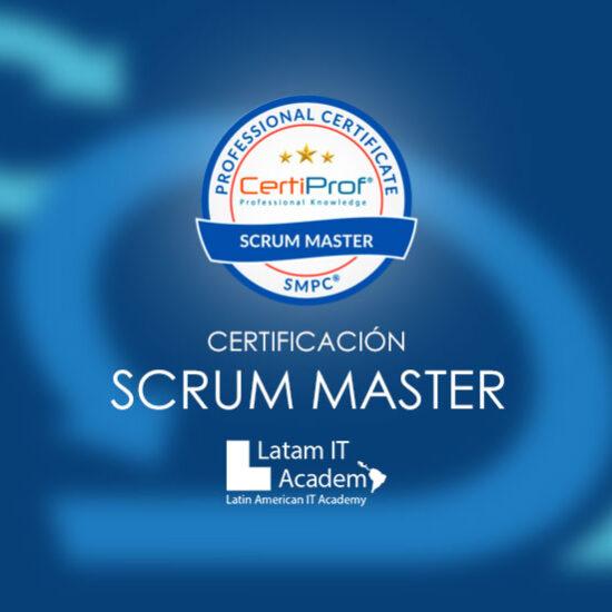 Curso Certificación SCRUM MASTER