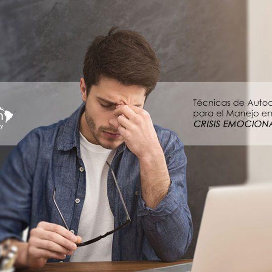 Manejo de situaciones de crisis emocional